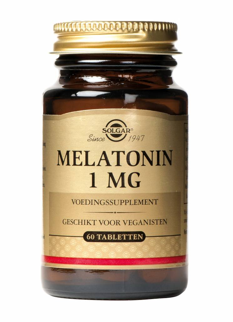 Melatonin 1 mg 60 tabletten-1
