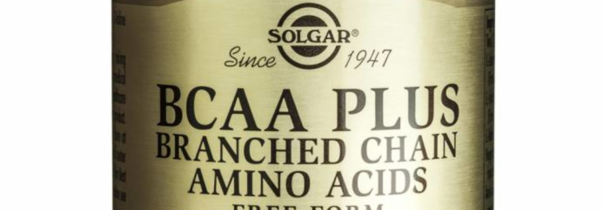 BCAA Plus 50 plantaardige capsules