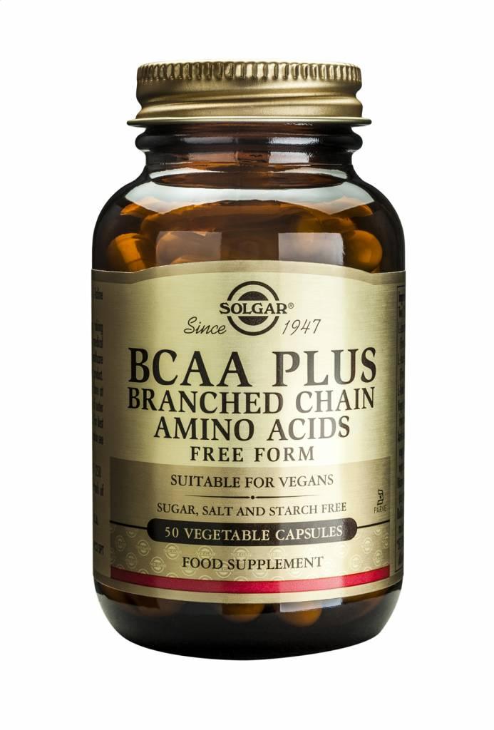 BCAA Plus 50 plantaardige capsules-1