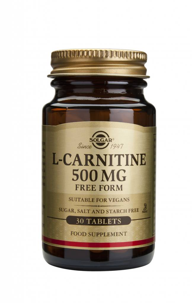 L-Carnitine 500 mg 60 tabletten-1