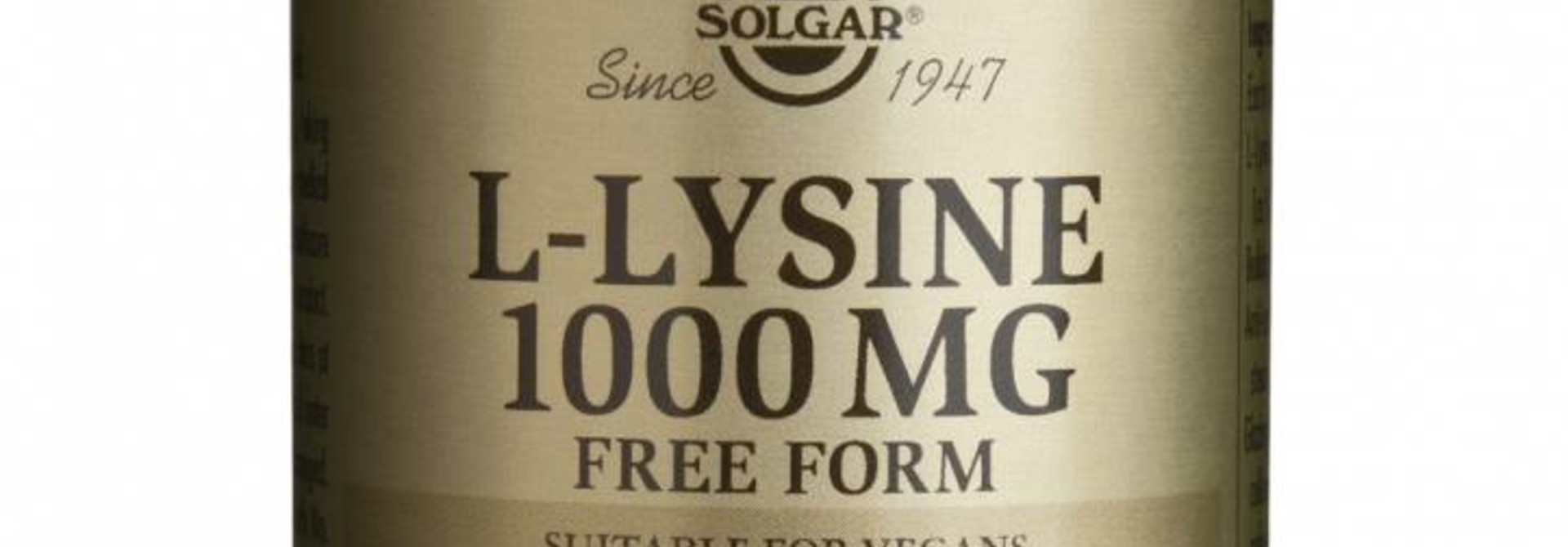 L-Lysine 1000 mg 250 tabletten