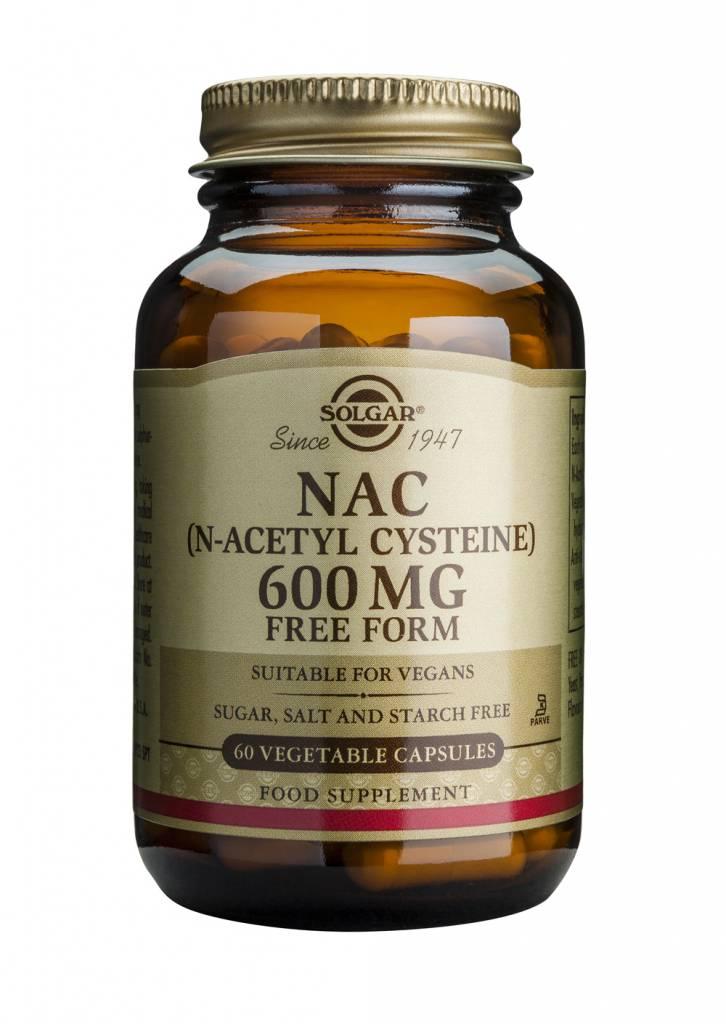 NAC 600 mg 60 plantaardige capsules-1