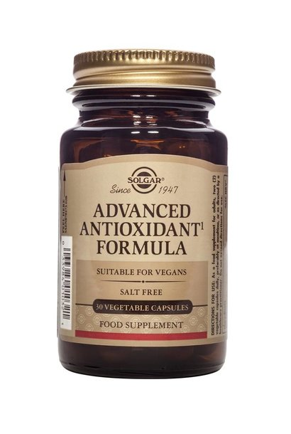 Advanced Antioxidant Formula 30 plantaardige capsules