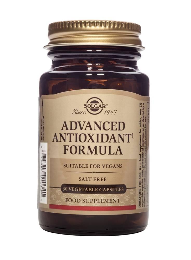 Advanced Antioxidant Formula 60 plantaardige capsules-1