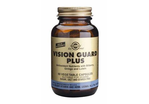 Solgar Vision Guard Plus 60 plantaardige capsules
