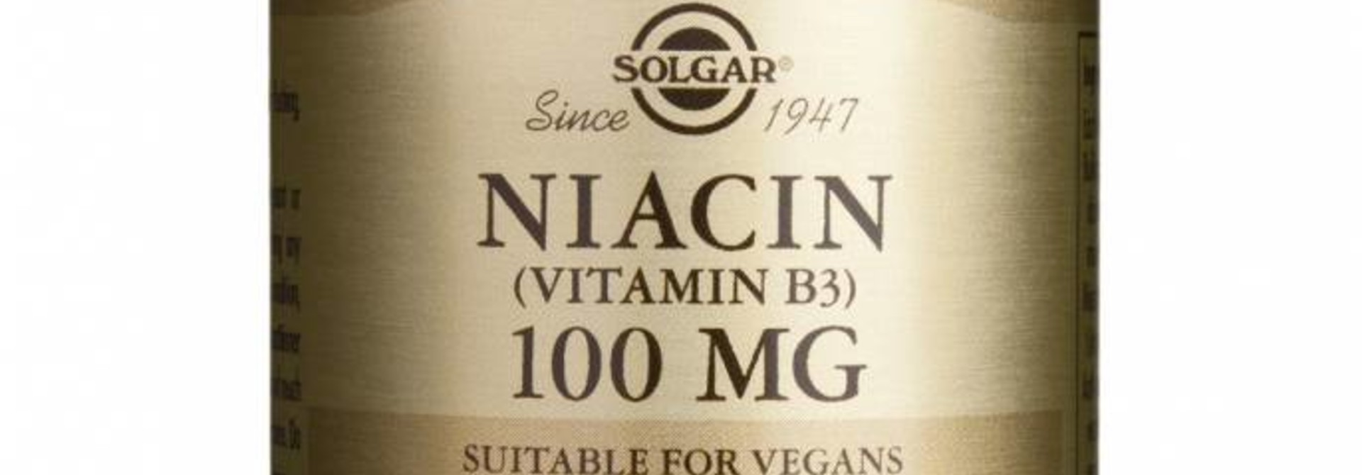 Niacin 100 mg 100 tabletten