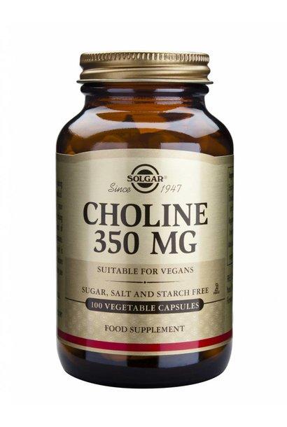 Choline 100 plantaardige capsules