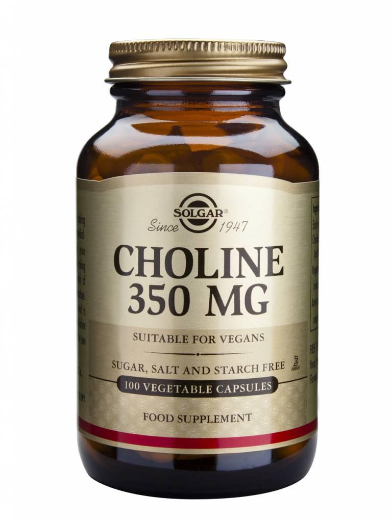 Choline 100 plantaardige capsules-1