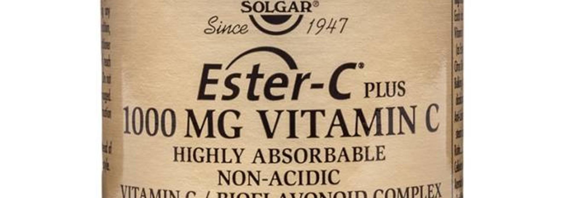 Ester-C® Plus 1000 mg 180 tabletten