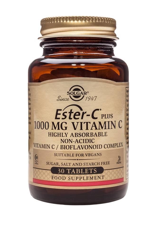 Ester-C® Plus 1000 mg 180 tabletten-1