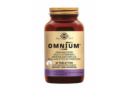 Solgar Omnium® 30 tabletten