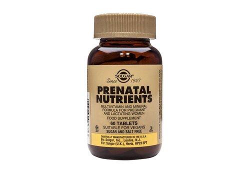 Solgar Prenatal Nutrients 60 tabletten