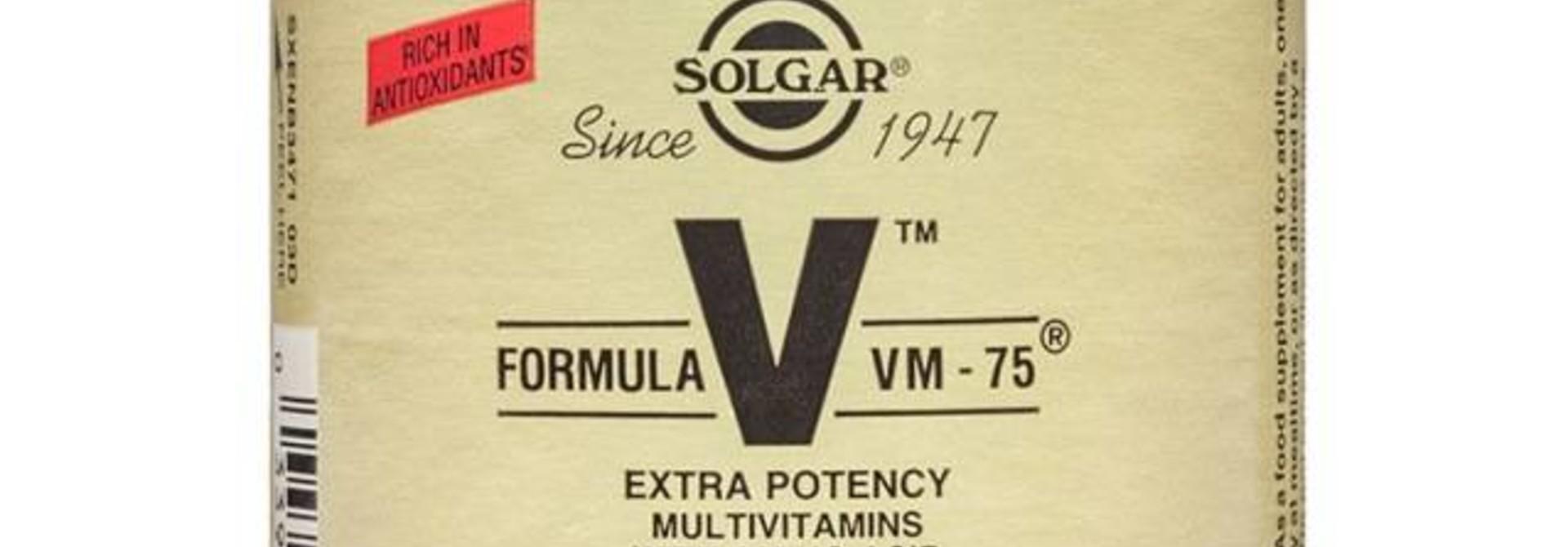 Formula VM-75® 60 tabletten