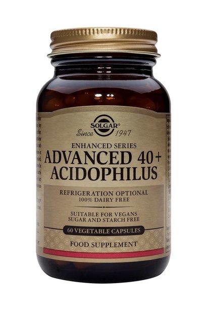 Advanced 40+ Acidophilus 120 plantaardige capsules
