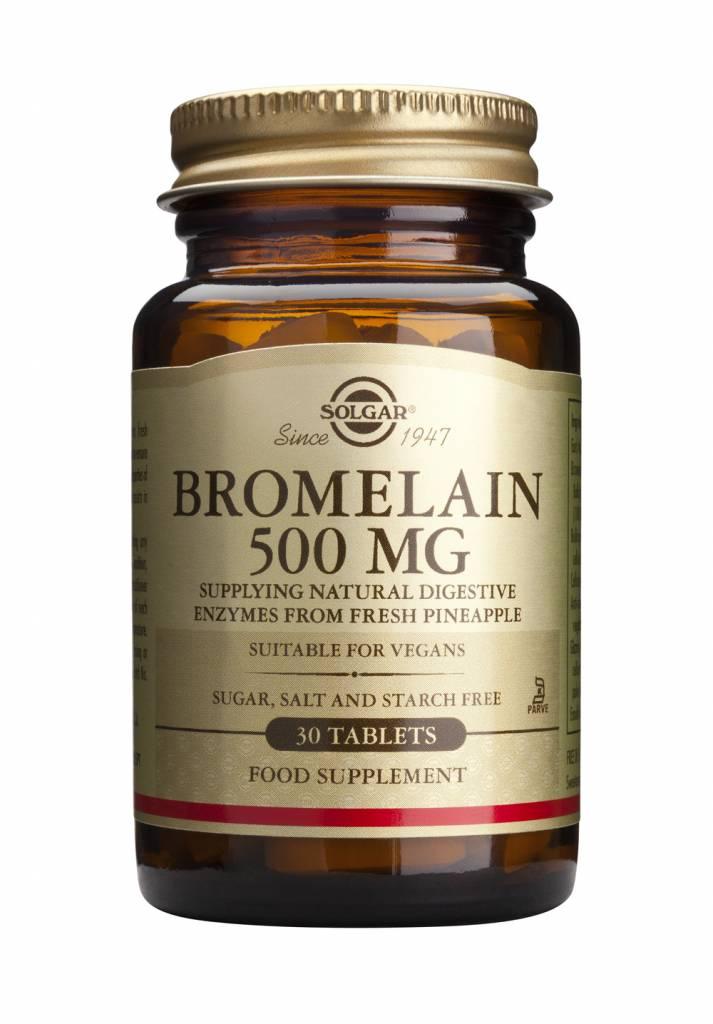 Bromelain 500 mg 30 tabletten-1