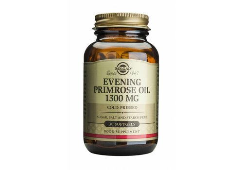 Solgar Evening Primrose Oil 1300 mg 30 softgels
