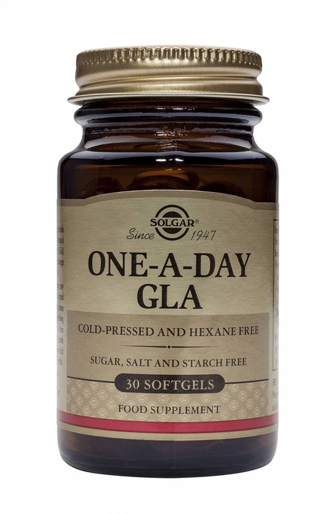 One-a-Day GLA 60 softgels-1
