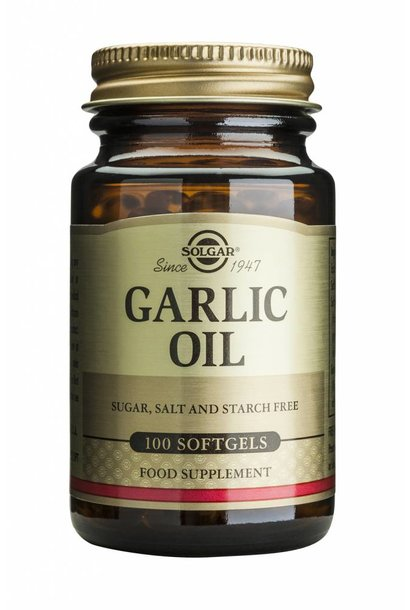Garlic Oil 100 softgels