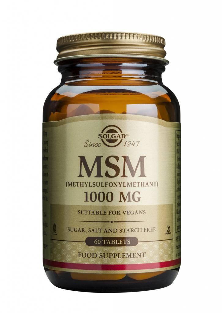 MSM 1000 mg 120 tabletten-1