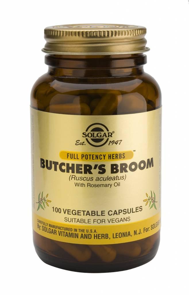 Butcher's Broom 100 plantaardige capsules-1