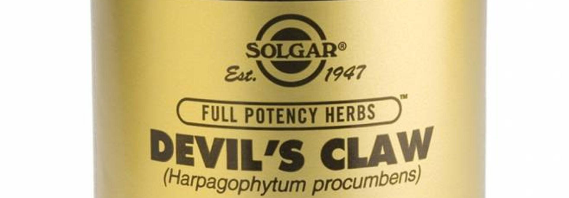 Devil's Claw 100 plantaardige capsules