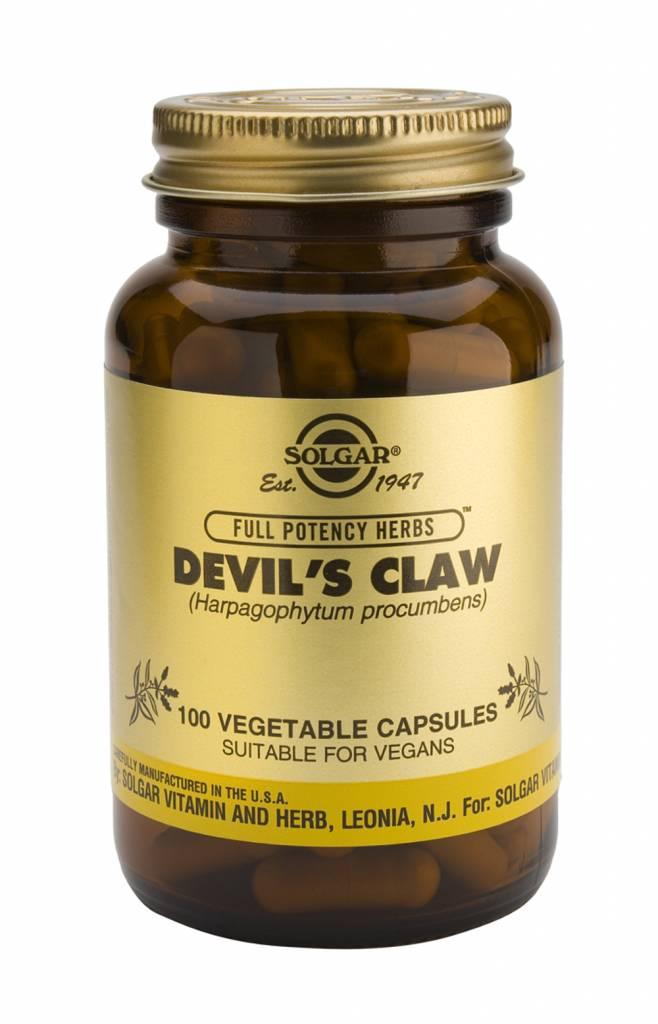 Devil's Claw 100 plantaardige capsules-1