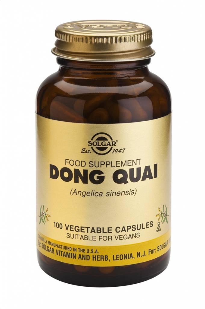 Dong Quai 100 plantaardige capsules-1