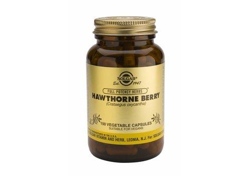 Solgar Hawthorne Berry 100 plantaardige capsules