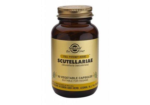 Solgar Scutellariae 50 plantaardige capsules