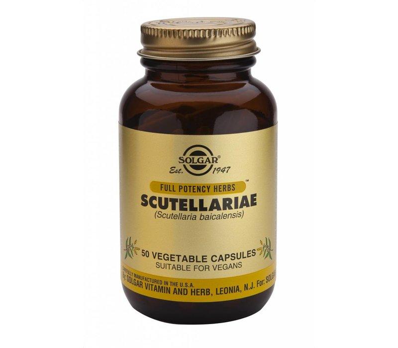 Scutellariae 50 plantaardige capsules
