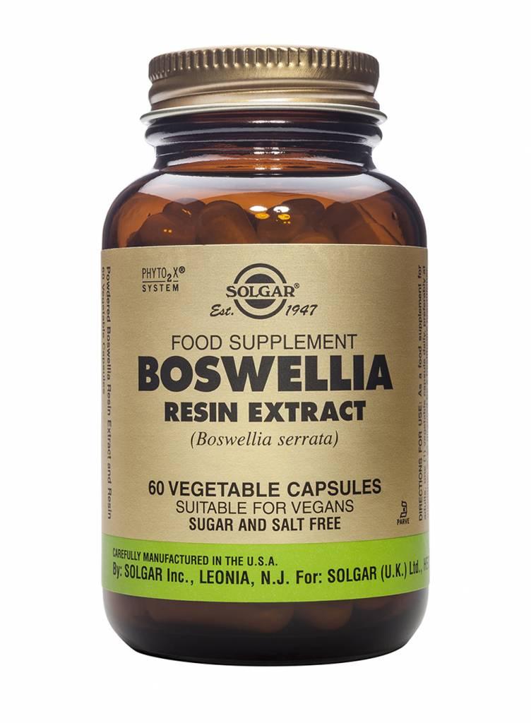 Boswellia Resin Extract 60 plantaardige capsules-1