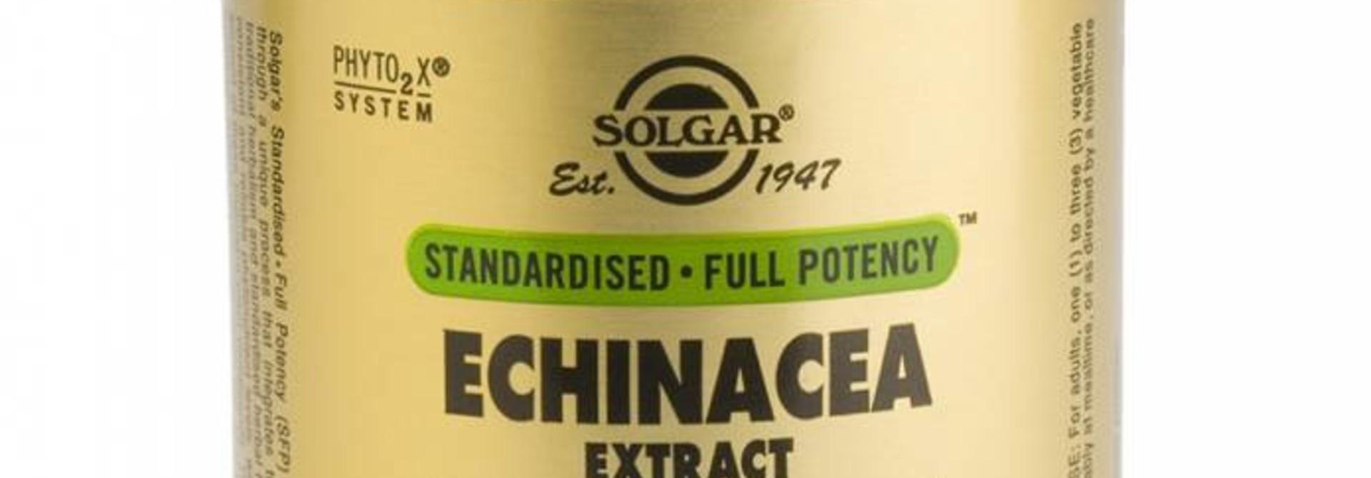Echinacea Extract 60 plantaardige capsules