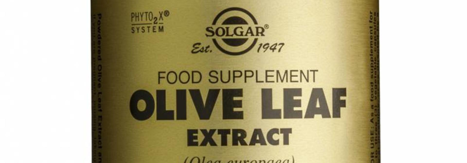 Olive Leaf Extract 60 plantaardige capsules