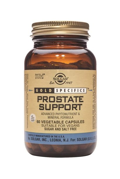 Prostate Support 60 plantaardige capsules
