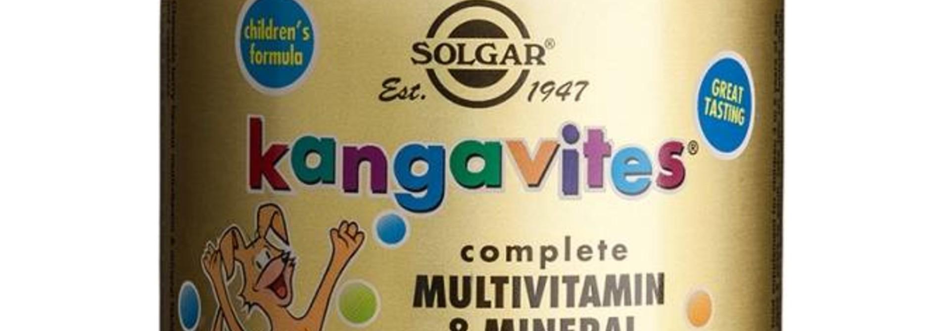 Kangavites™ Bouncing Berry 60 kauwtabletten