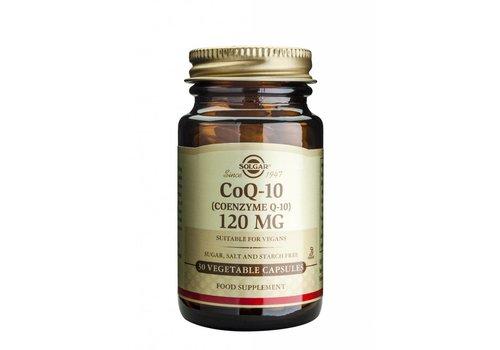 Solgar Co-Enzyme Q-10 120 mg 30 plantaardige capsules