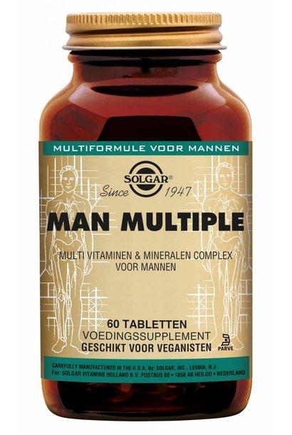 Man Multiple 60 tabletten