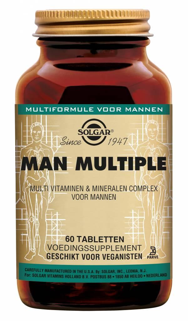 Man Multiple 60 tabletten-1