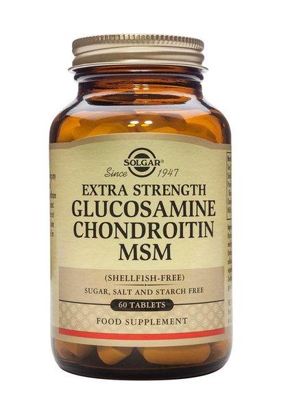 Glucosamine Chondroitin MSM 120 tabletten