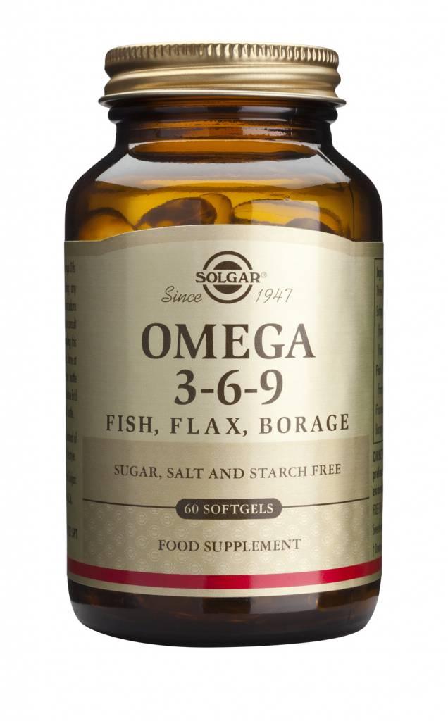 Omega 3-6-9 60 softgels-1