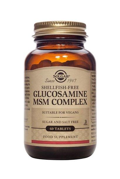Glucosamine MSM Complex 60 tabletten