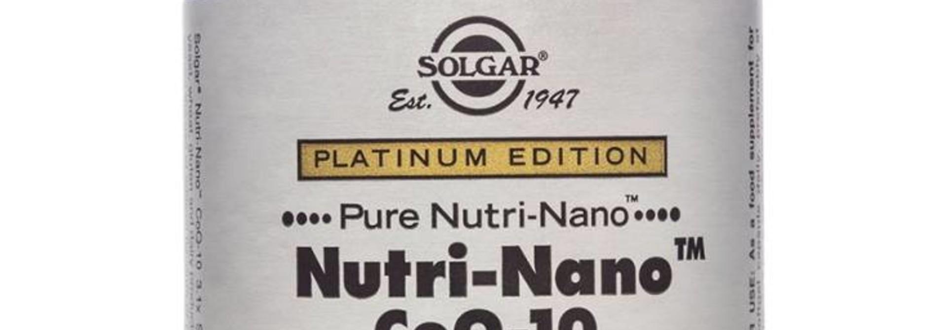 Nutri-Nano™ CoQ-10 3.1x 50 softgels