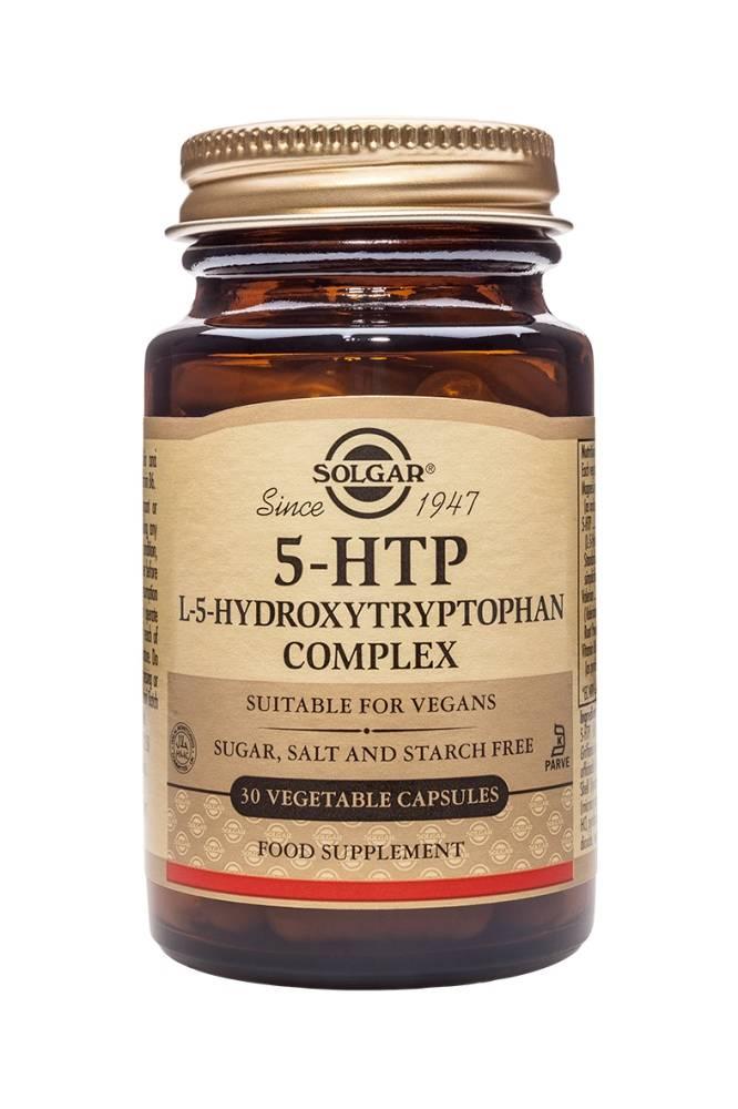 Griffonia Complex (5-HTP) 30 plantaardige capsules-1