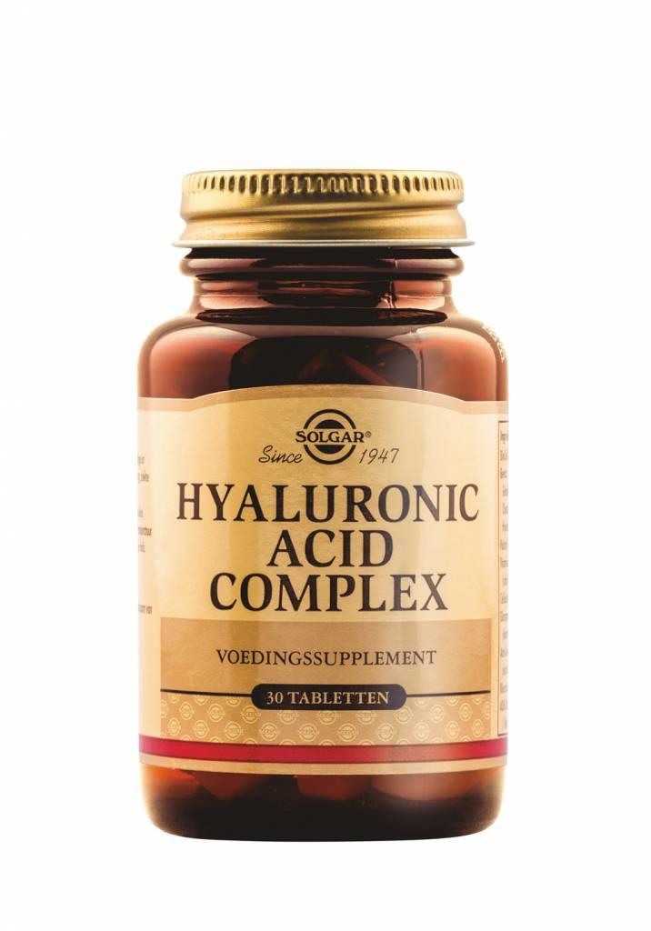 Collagen Hyaluronic Acid complex 30 tabletten-1