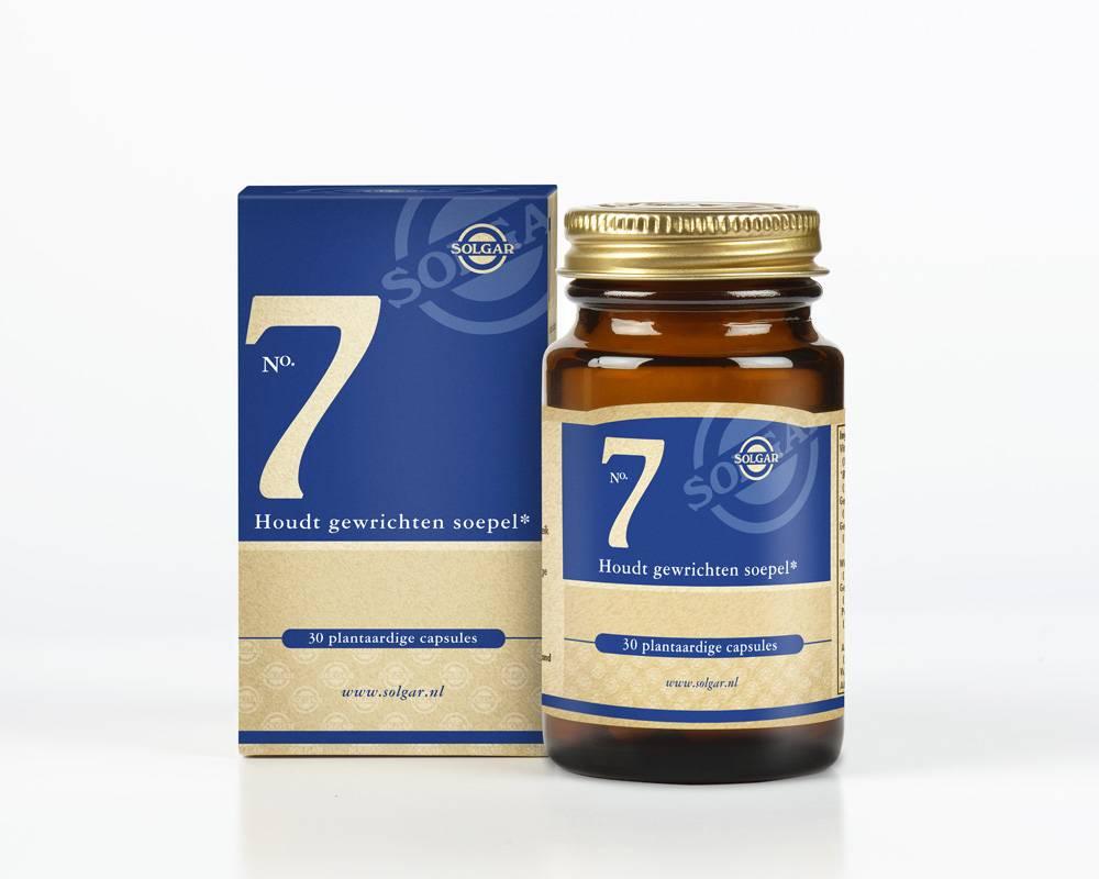 No. 7 30 plantaardige capsules-1