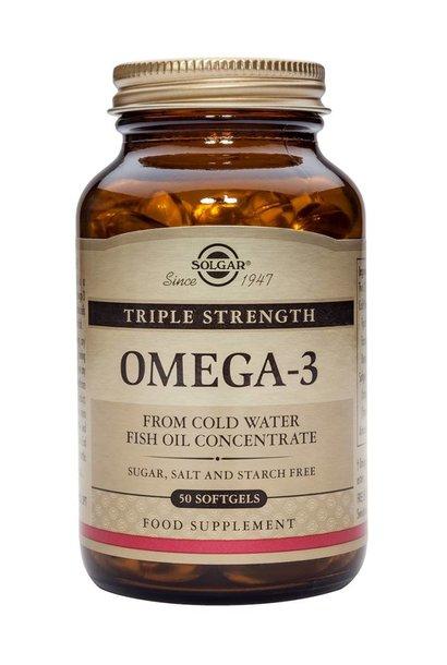 Omega-3 Triple Strength 100 softgels