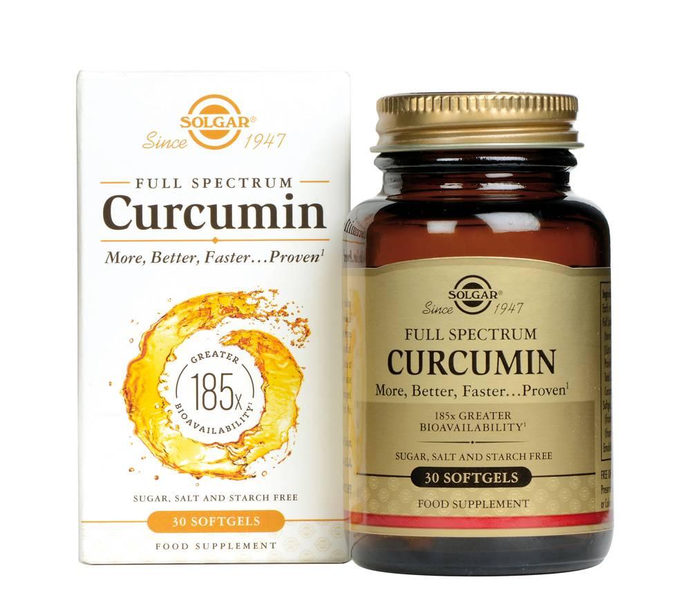 Full Spectrum Curcumin 30 softgels-1