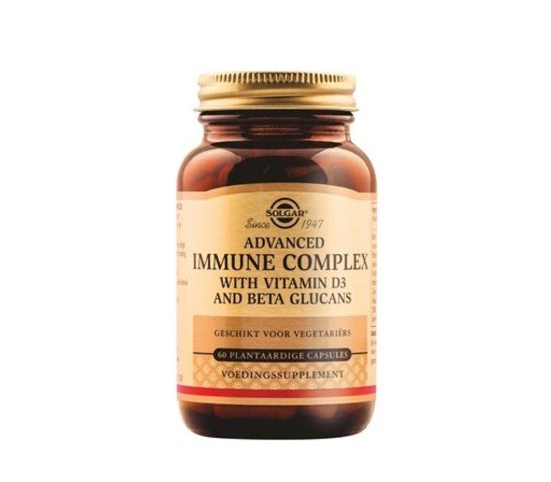 Advanced Immune Complex 60 plantaardige capsules