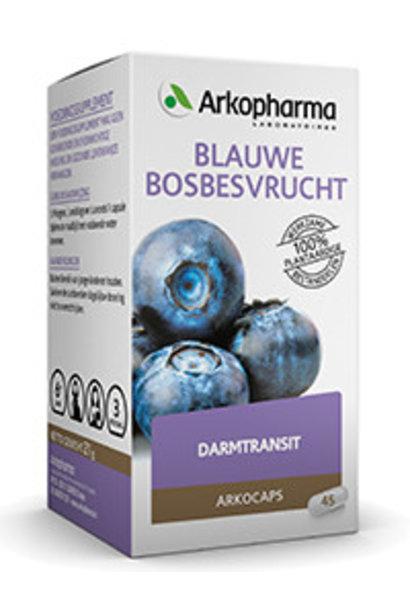 Blauwe bosbesvrucht 45 capsules