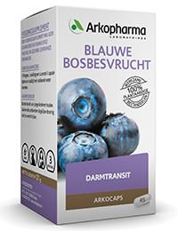 Blauwe bosbesvrucht 45 capsules-1